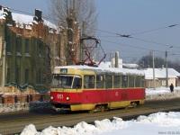 Харьков. Tatra T3SU №651