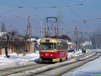 Харьков. Tatra T3SU №661