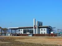 Кириши. Строительство нового вокзала