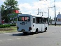 Краснодар. Hyundai County SWB кх679