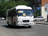 Краснодар. Hyundai County LWB н099тт