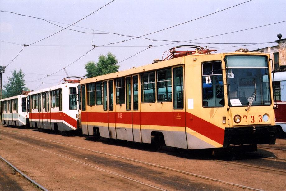 Салават. 71-608К (КТМ-8) №032, 71-608К (КТМ-8) №033, 71-608К (КТМ-8) №034