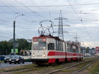 Санкт-Петербург. ЛВС-86К №5007