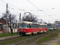 Харьков. Tatra T3SU №652, Tatra T3SU №690