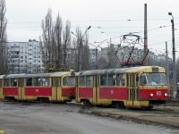 Харьков. Tatra T3SU №651, Tatra T3SU №648