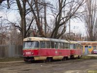 Харьков. Tatra T3SU №3096, Tatra T3SU №3097