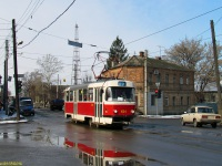Харьков. Tatra T3SU №631