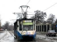 Таганрог. 71-608К (КТМ-8) №366