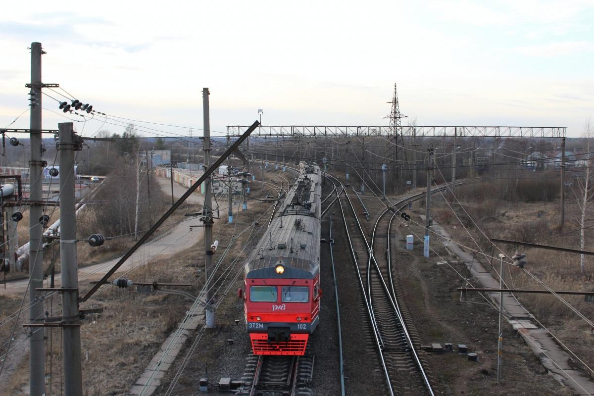 Кириши. ЭТ2М-102