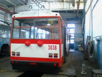 Николаев. Škoda 14Tr08/6 №3038