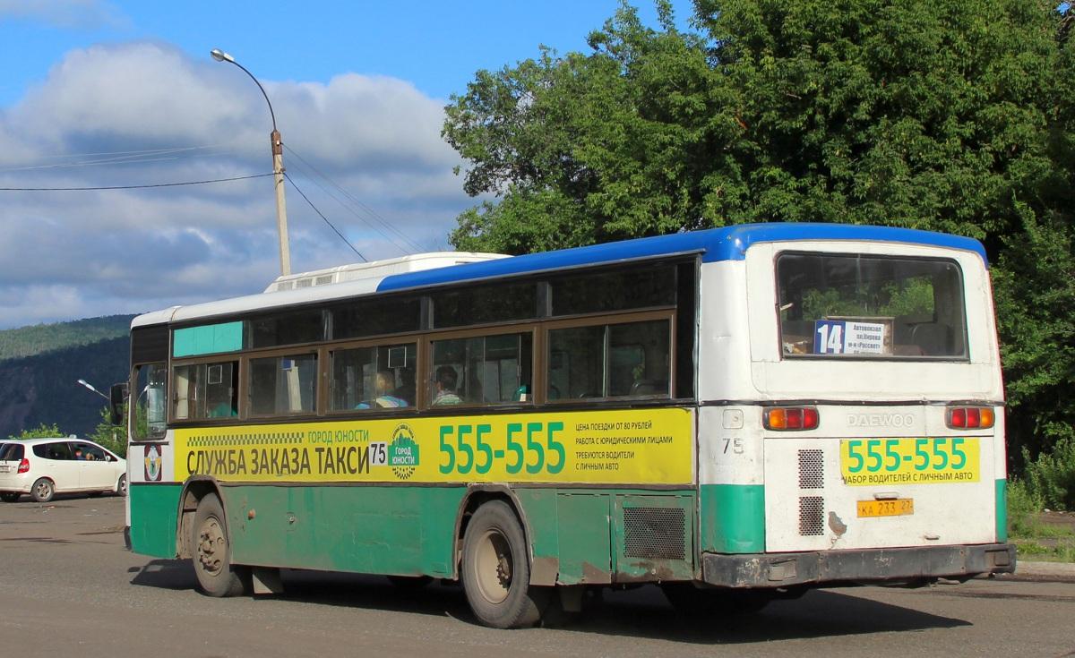 Комсомольск-на-Амуре. Daewoo BS106 ка233