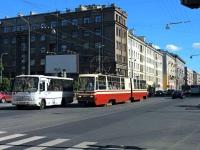 Санкт-Петербург. ЛВС-86К №3014