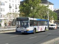 Будапешт. Ikarus 412 BPI-063
