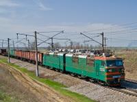 Ростов-на-Дону. ВЛ80с-166