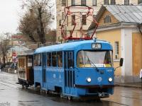 Москва. Конка №35, Tatra T3 (МТТЧ) №1410
