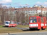 Санкт-Петербург. ЛВС-86К №5071, ЛВС-86К-М №5034