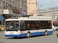 Москва. ТролЗа-5265.00 №5330