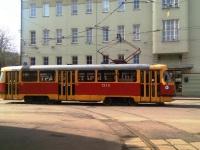 Москва. Tatra T3 (МТТЧ) №1372