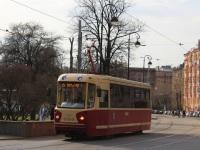 Санкт-Петербург. ЛМ-68М2 №3604
