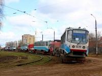 Тверь. 71-608КМ (КТМ-8М) №1236, 71-608КМ (КТМ-8М) №1250