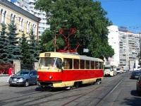 Москва. Tatra T3 (МТТД) №1317