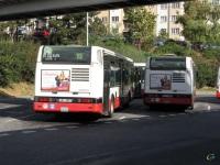 Прага. Irisbus Agora S/Citybus 12M 4A1 9699, Irisbus Agora S/Citybus 12M 4A2 6951