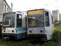 Иваново. 71-608К (КТМ-8) №322, 71-608К (КТМ-8) №321