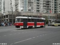 Москва. Tatra T3 (МТТА-2) №2305