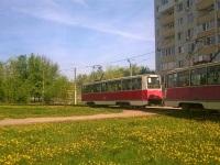 Саратов. 71-605 (КТМ-5) №2171, 71-605А (КТМ-5А) №2176