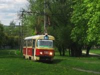 Tatra T3SU №586