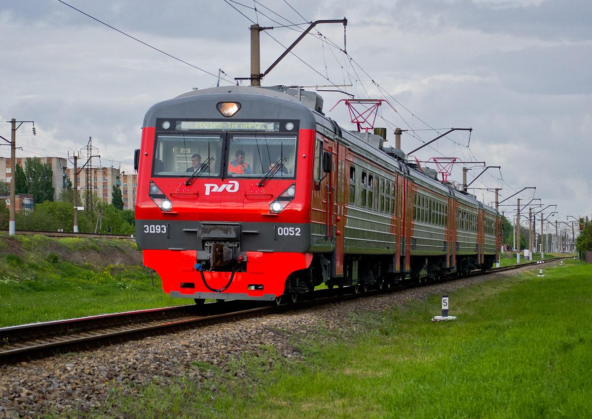 Таганрог. ЭД9Э-0052