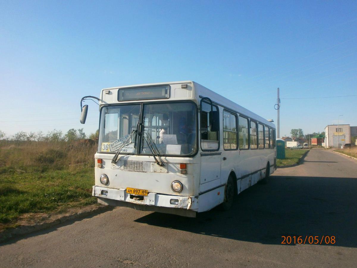 Тверь. ЛиАЗ-5256.30 ам897