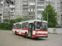 Львов. Škoda 14Tr02/6 №514