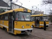 Tatra T3M.03 №1111, Tatra T3A №1114