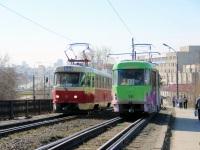 Екатеринбург. Tatra T3SU №181, Tatra T3SU №146