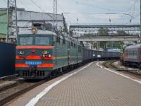 Ростов-на-Дону. ВЛ80с-1180