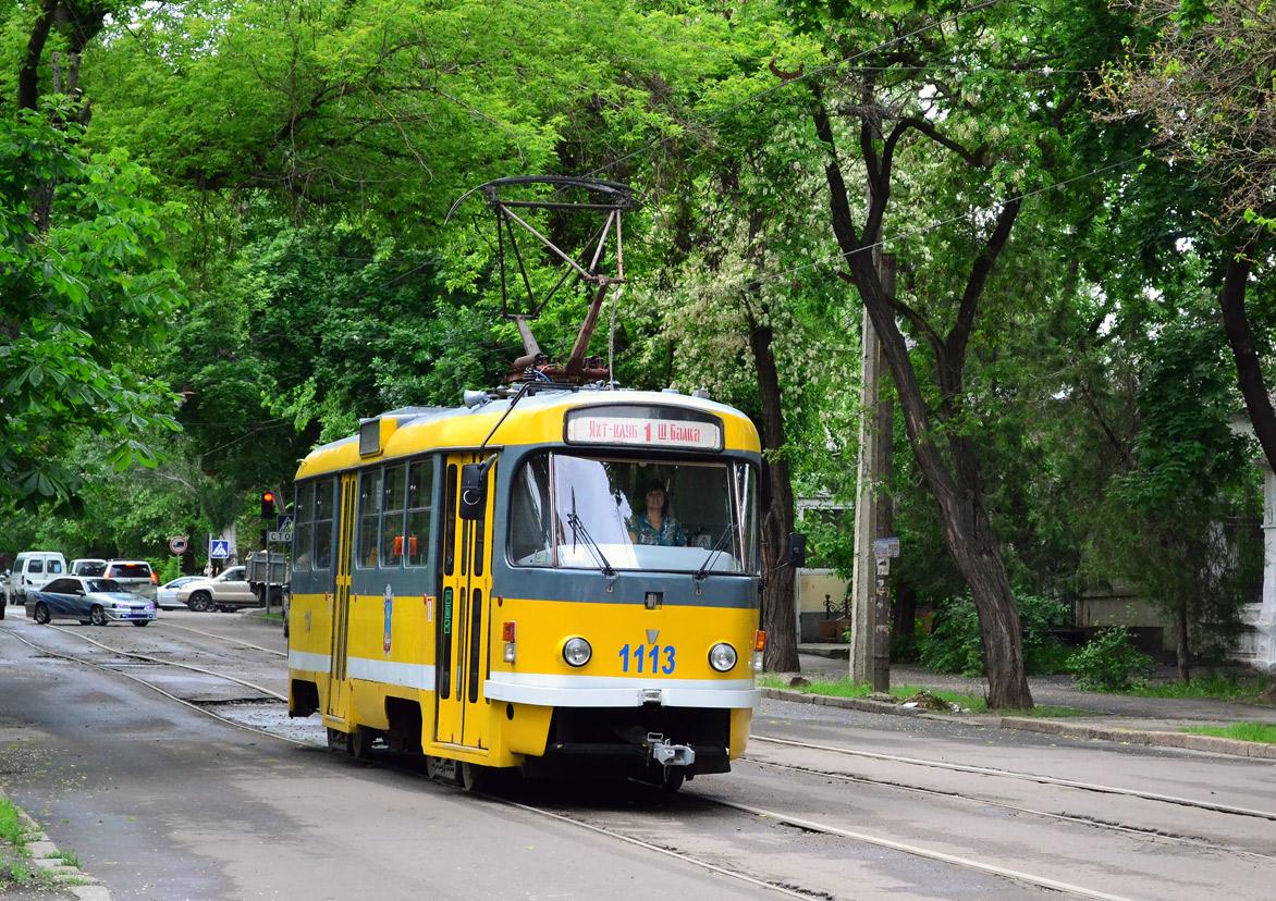 Николаев. Tatra T3M.05 №1113