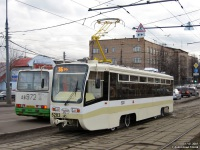 Москва. 71-619КТ (КТМ-19КТ) №5283, Ikarus 280.33 ав972