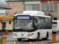 Братск. Yutong ZK6852HG у780хо
