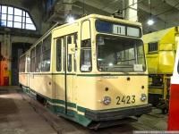 Санкт-Петербург. ЛМ-68М №2423