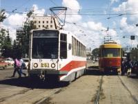 Тверь. 71-608К (КТМ-8) №261, Tatra T3 (двухдверная) №85