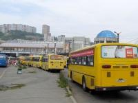 Владивосток. Daewoo BS106 в887ат