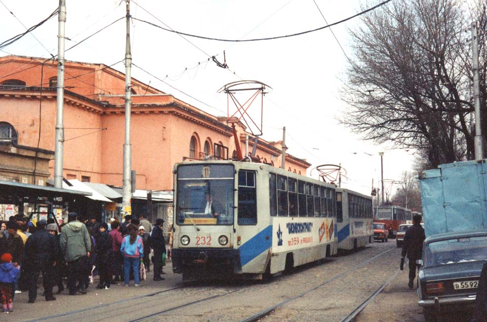 Краснодар. 71-608К (КТМ-8) №226, 71-608К (КТМ-8) №232