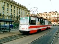 Санкт-Петербург. ЛВС-86К №3091