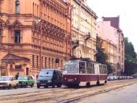 Санкт-Петербург. ЛВС-86К №2057