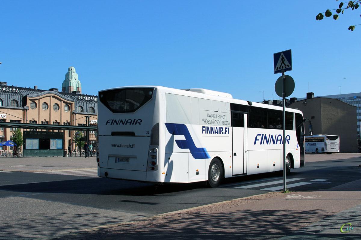 Хельсинки. Scania OmniExpress 340 JHK-572
