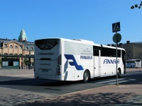 Хельсинки. Scania OmniExpress 340 JHK-572