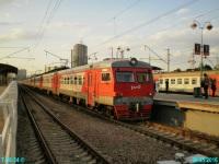 Москва. ЭР2Т-7136