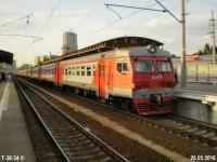 Москва. ЭР2Т-7155