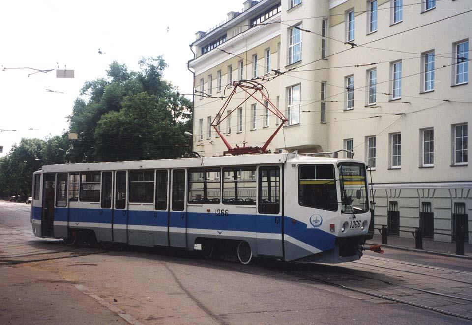 Москва. 71-608КМ (КТМ-8М) №1266